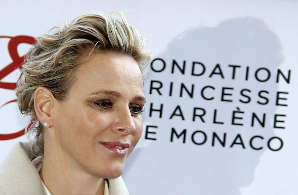Princess Charlene of Monaco Style Dresses Jeweler Jewelry, Newmyroyals Style