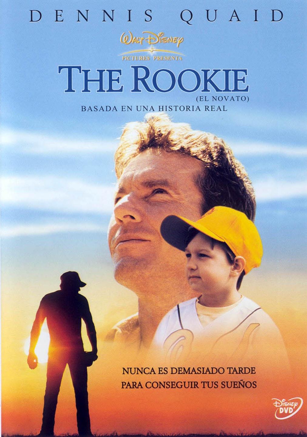 TÓMBOLA DISNEY: The Rookie (El Novato)
