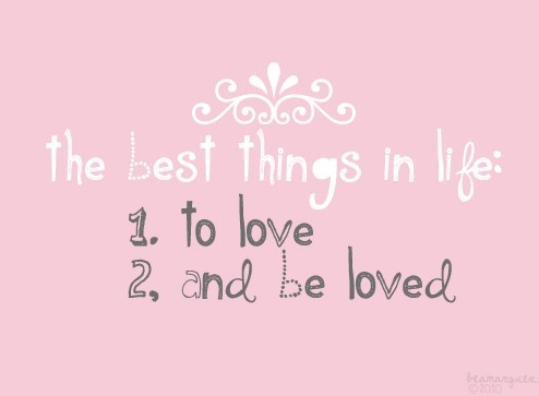 2 Words Quotes About Love : best-things-in-life-Quotes-Sayings-love-words-magic_large.jpg