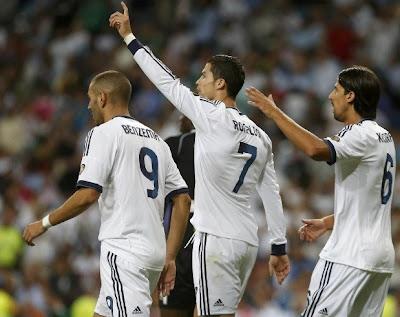 Histórica victoria del Real Madrid en la Champions