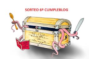 SORTEO 6 CUMPLEBLOG
