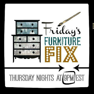 link party, furniture, flipping furniture, fridaysfurniturefix, fridays furniture fix, refinished furniture, painted furniture, furniture makeover, up cycled, upholstery, before and after, diy
