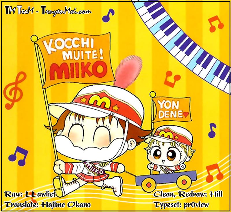 Kocchi Muite! Miiko chap 15 - Trang 18