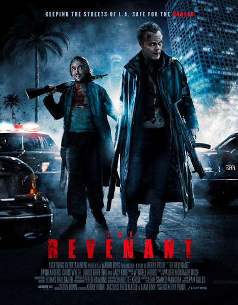The Revenant 2012 DVDrip