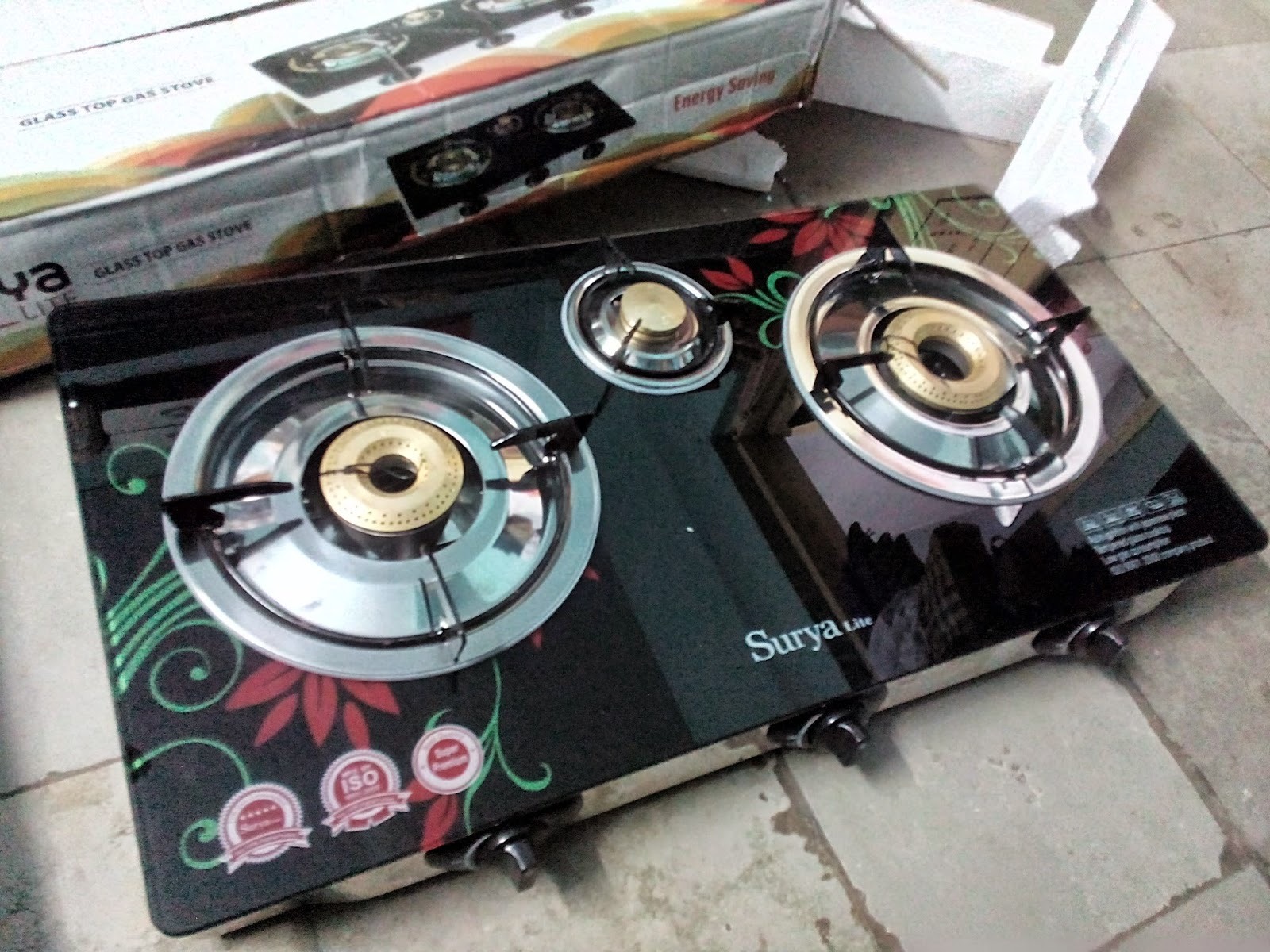 stove lite. surya lite automatic 3 burner gas stove price, specification \u0026 hands on