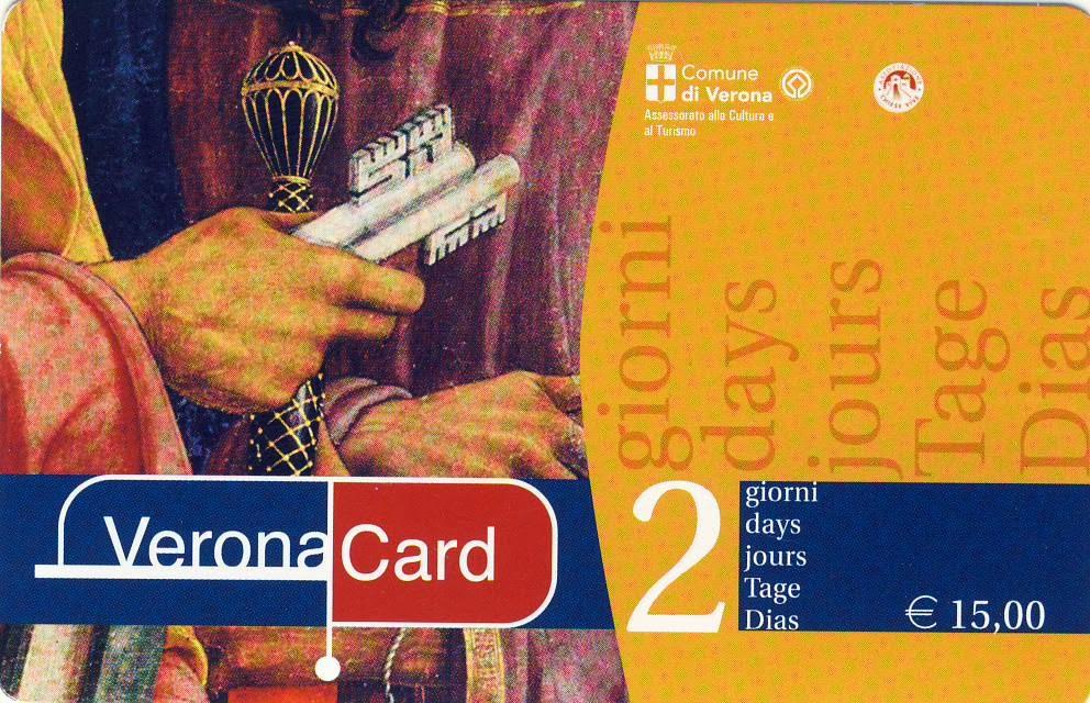 Verona  Card :