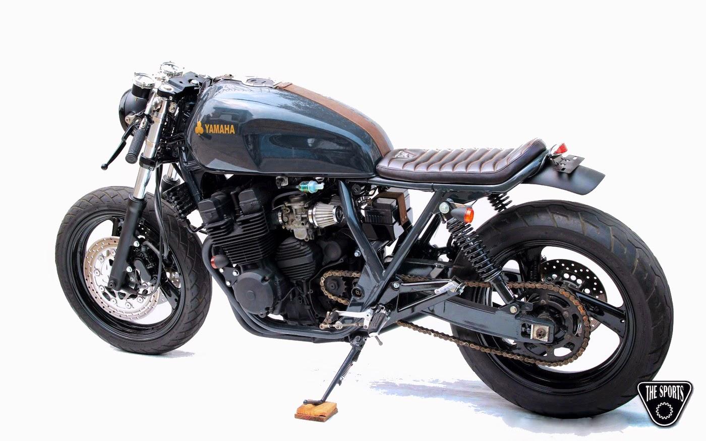 Yamaha  Xj L Cafe Racer