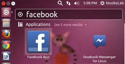 facebook linux