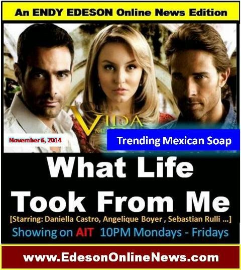 "Trending Mexican Movie: ""What Life Took From Me"" - Story So Far"