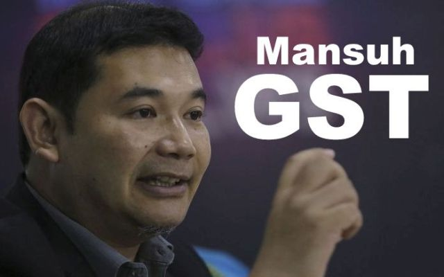 HAPUSKAN GST ! 100 HARI SETELAH HARAPAN PERINTAH PUTRAJAYA DENGAN IZIN DIA !