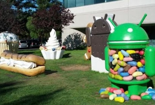 A total of 4 Devices Found Running OS Android 4.2