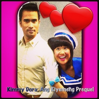 Sam Milby Replaces Piolo Pascual in 'Kimmy Dora' Prequel | Plays Leading Man to Eugene Domingo in MMFF 2013 Entry