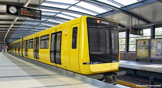 U-Bahn IK für Berlin – vom Rohbau zur Endmontage