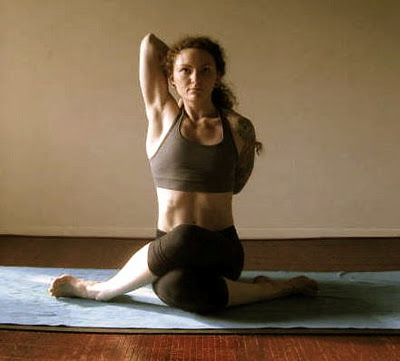 Yoga female images 31