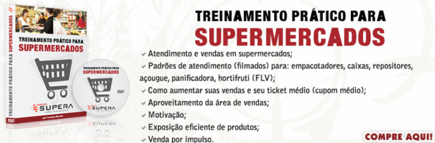 treinamento para supermercados, consultoria para supermercados, como vender mais no supermercado