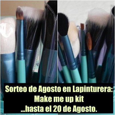 Sorteo Lapinturera: