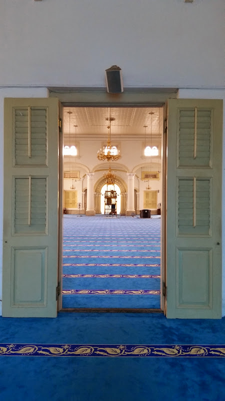 Masjid Sultan Abu Bakar, Johor