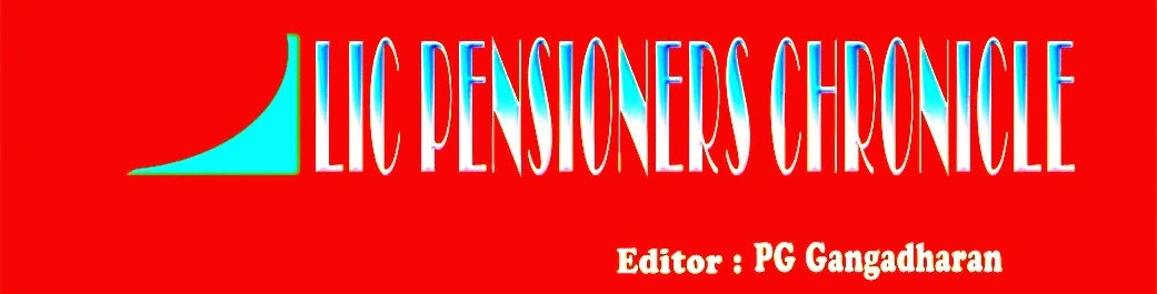 LIC PENSIONERS CHRONICLE