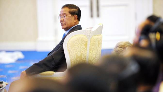 Cambodian pm says won t step down or hold reelection despite continued