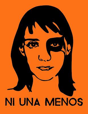 Cartel Eliminación de la Violencia Contra la Mujer