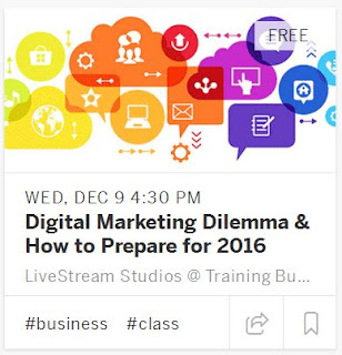 Digital Marketing Dilemma and How to Prepare for 2016?