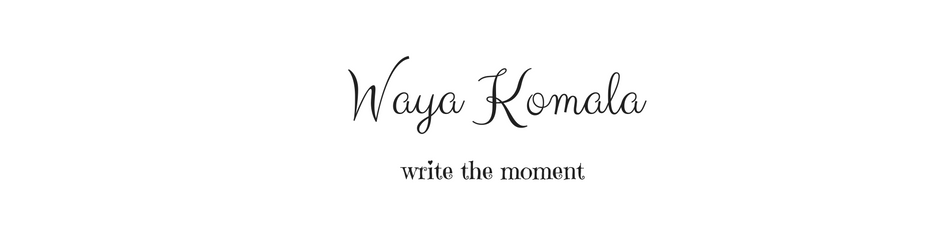 Write The Moment