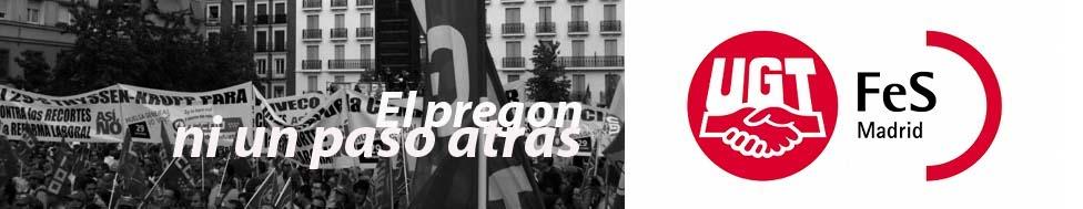 El PREGÓN DE ugt en Prosegur Madrid