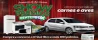 Promoção de Aniversário 'Show de Prêmios Centerbox'