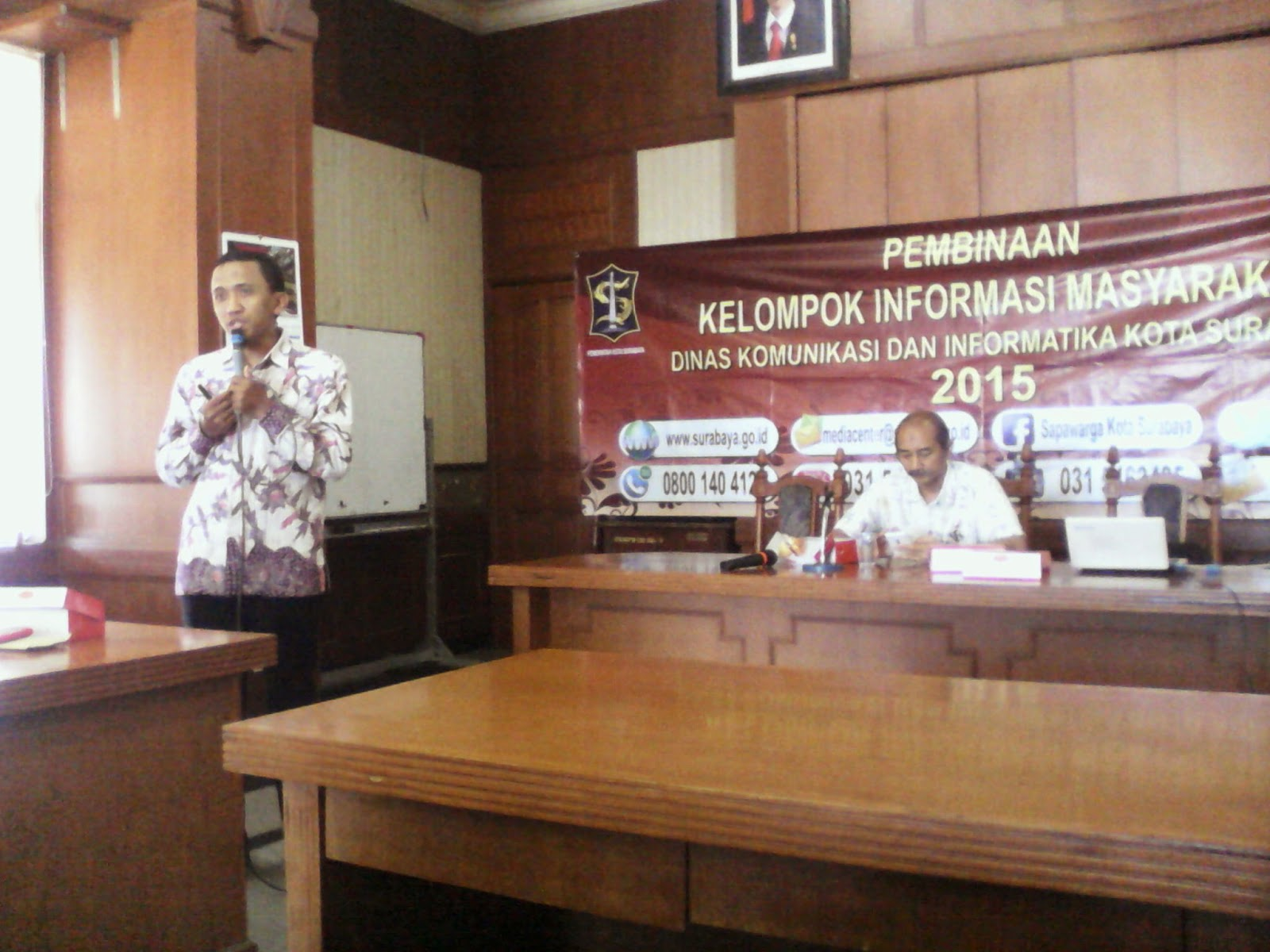 Pembentukan Paguyuban KIM Surabaya