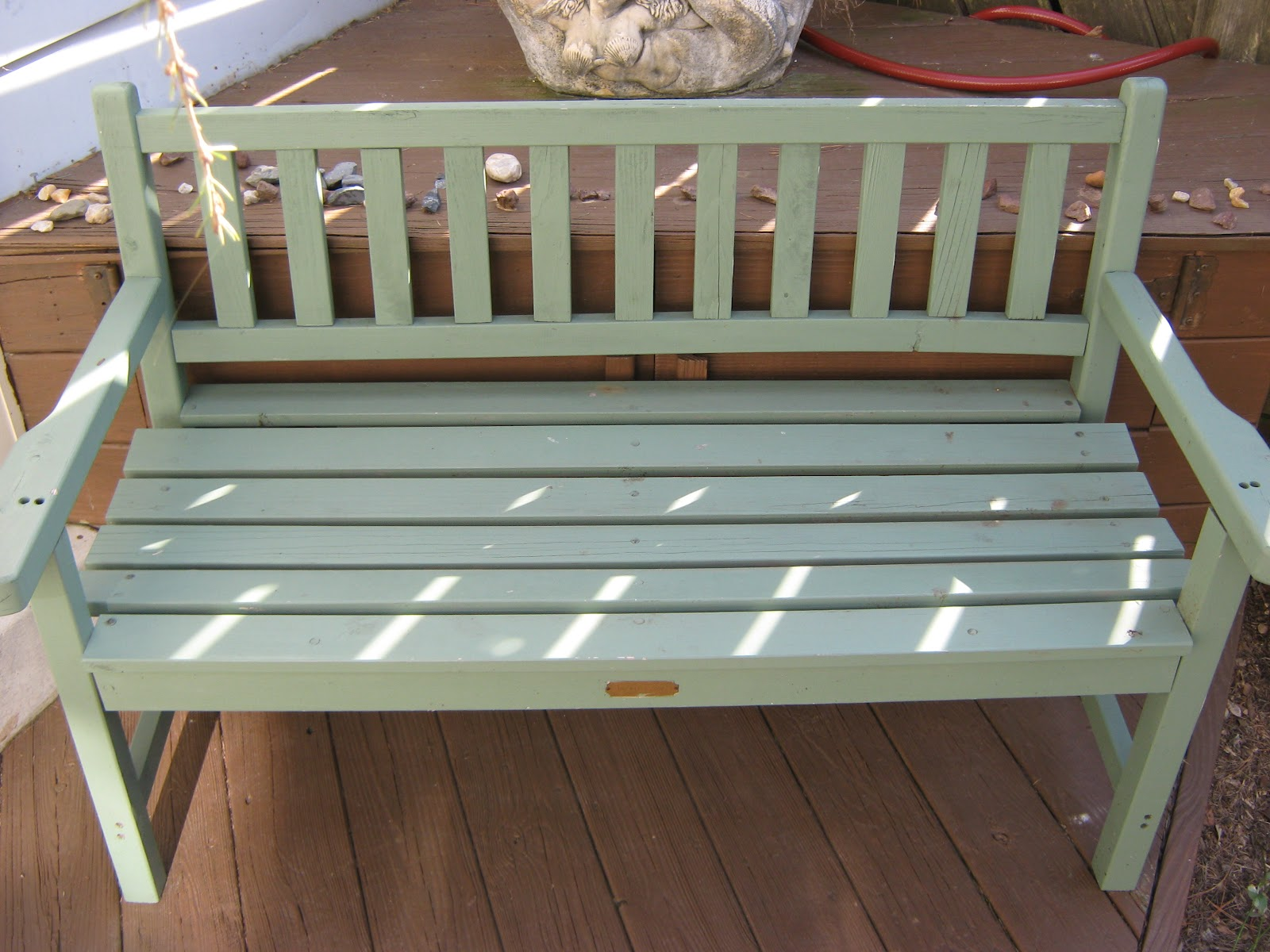 Front Porch Bench Plans Woodguides