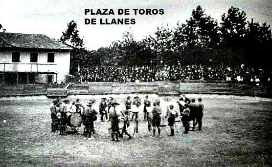 PLAZA DE TOROS DE LLANES