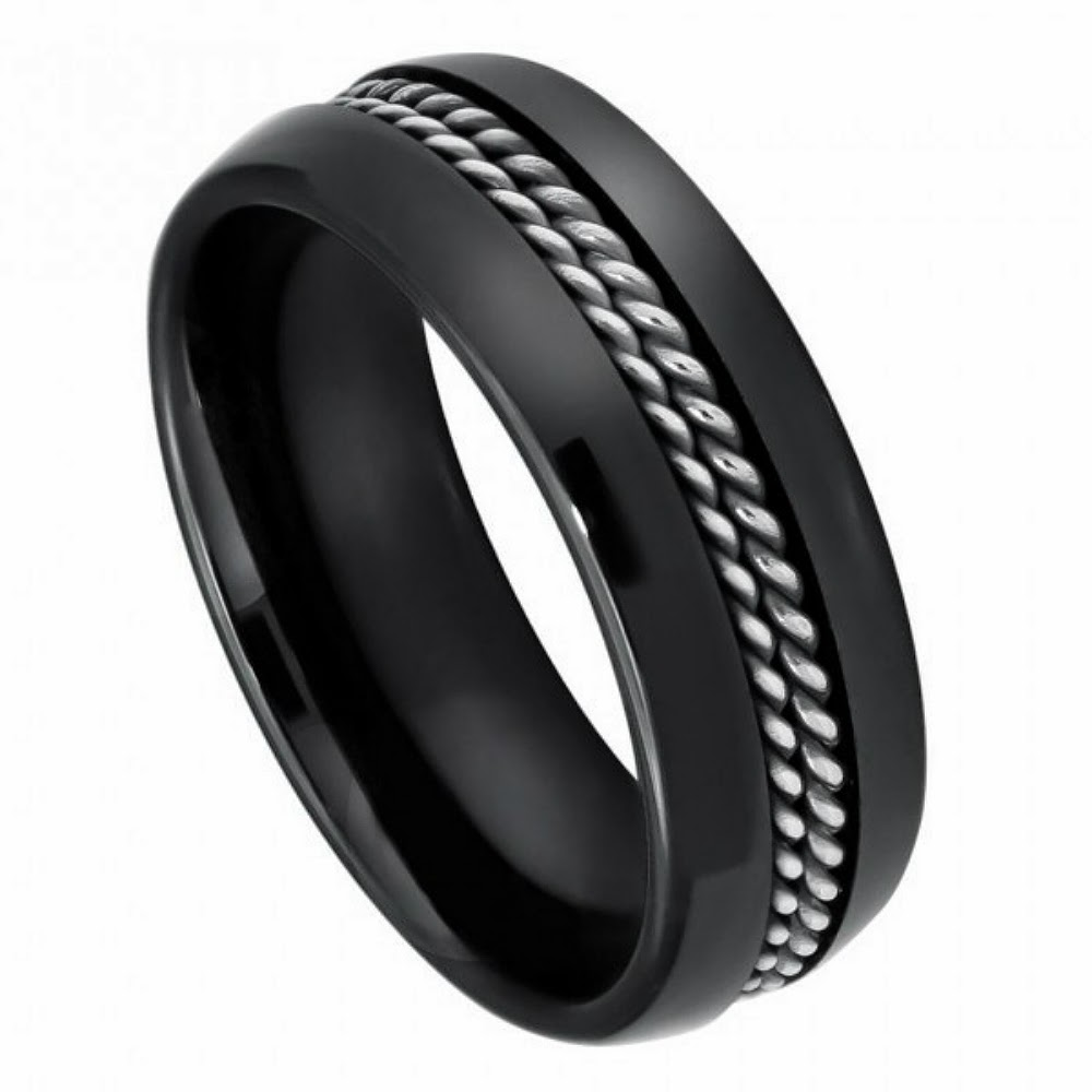 mens ceramic wedding rings mens ceramic wedding bands Mens ceramic wedding rings Mens Ceramic Wedding Bands