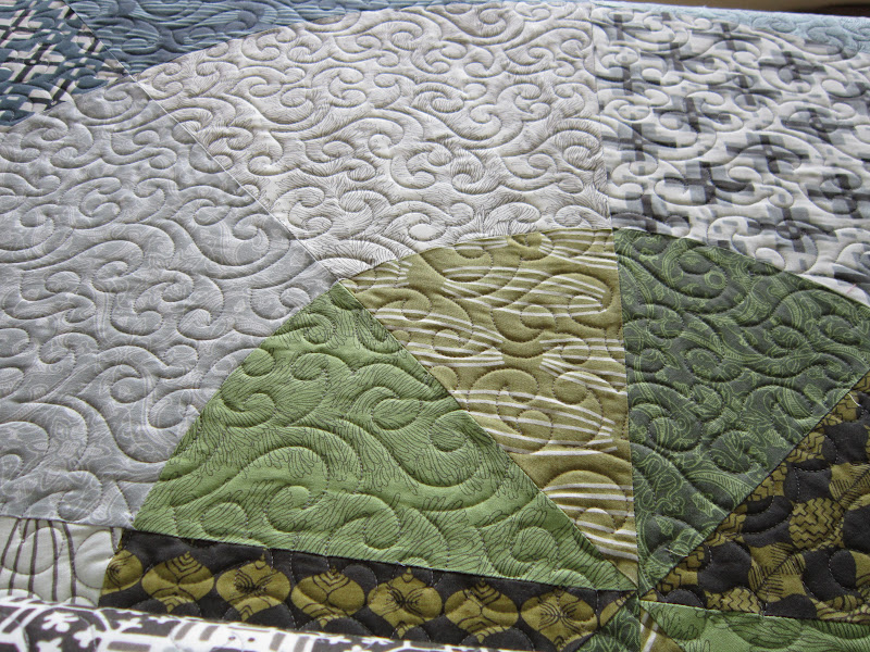 Quilting Is My Bliss: Curious Nature Quilt by Kristen : nature quilt - Adamdwight.com