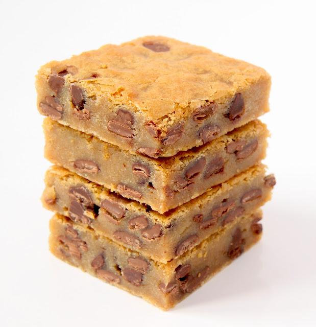 La cuisine de bernard les choc chip bars for La cuisine de bernard