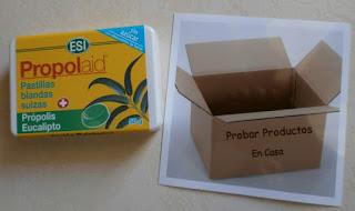 Pastillas blandas Propolaid de ESI