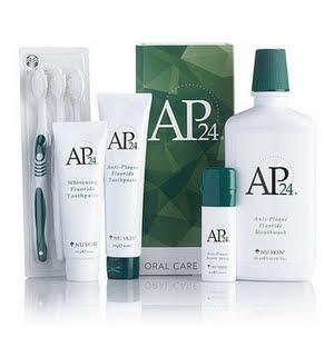 Bělící pasta AP24