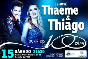 Show Thaeme & Thiago