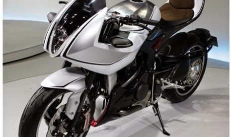 New Suzuki motorcycle was named, The Katana or Suzuki Recursion