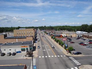 Downtown Princeton, Minnesota