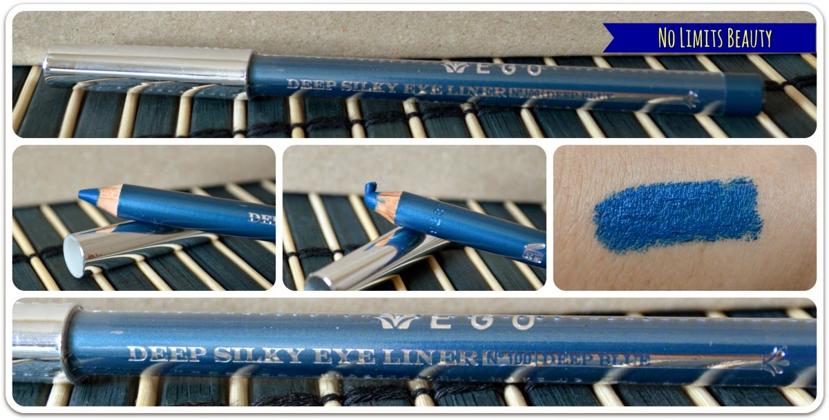 EGO Professional Khol - Deep Silky Eye Liner (100 Deep Blue)