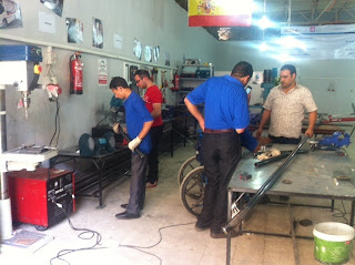 workshop in egypt