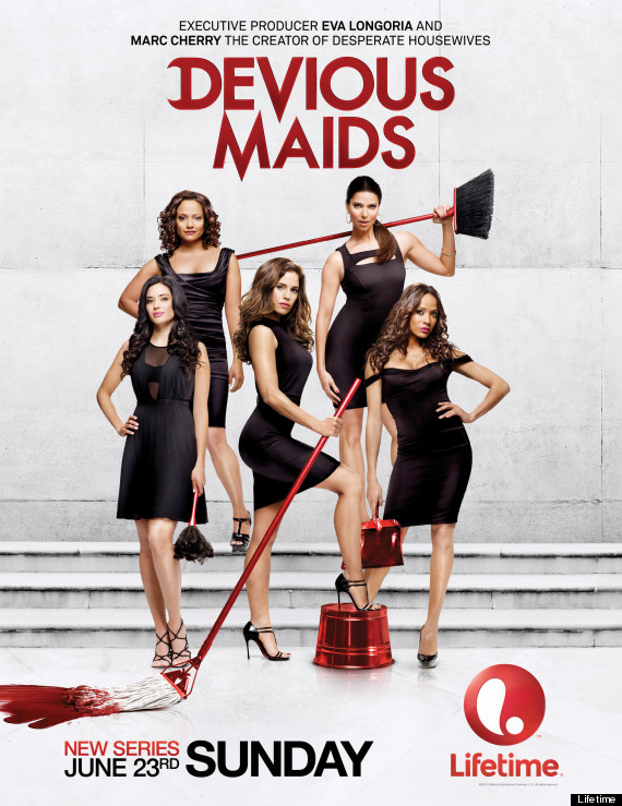 Après Desperate Housewives: Devious Maid