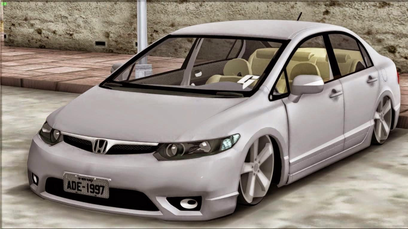 Ekipclandestinosgta New Civic Socado Na Fixa E Aro 20