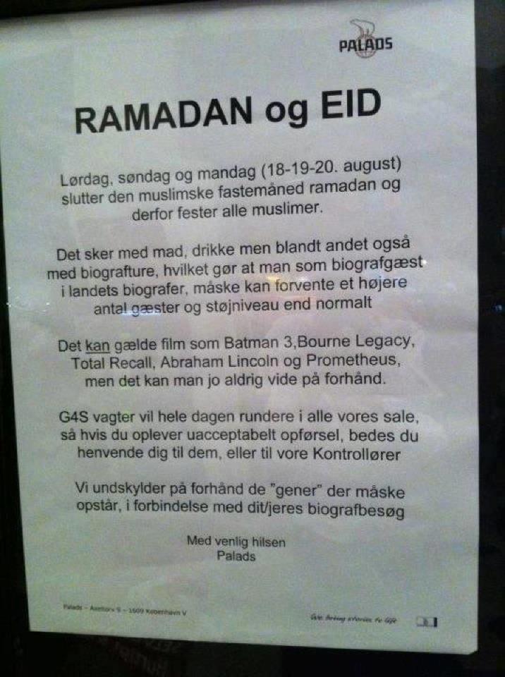 hvornår slutter ramadan