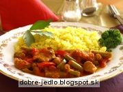 Džuveč so zeleninou - recept