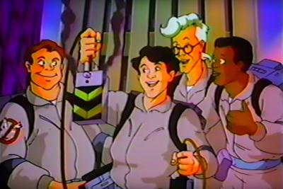 The Real Ghostbusters online il promo della prima stagione