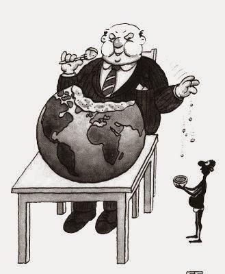 Los ricos crean empleo?. Falso.
