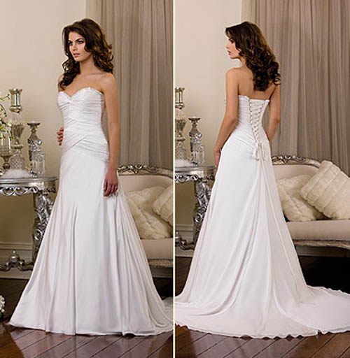 Popular Wedding Dresses 2014