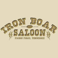 Iron Boar Saloon - Live Hard, Ride Free