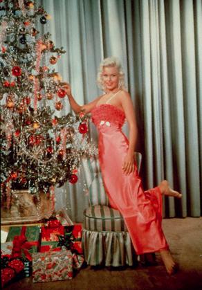 Jayne Mansfield Christmas